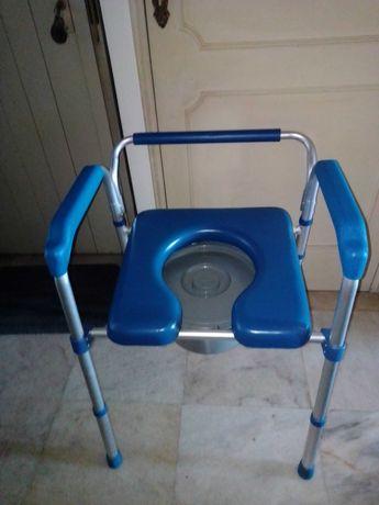 Cadeira sanita multiusos (NOVA)