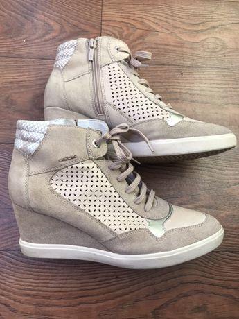 Geox кроссовки, сникерсы , 41 размер
