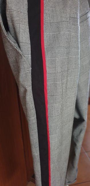 Spodnie zara kratka s
