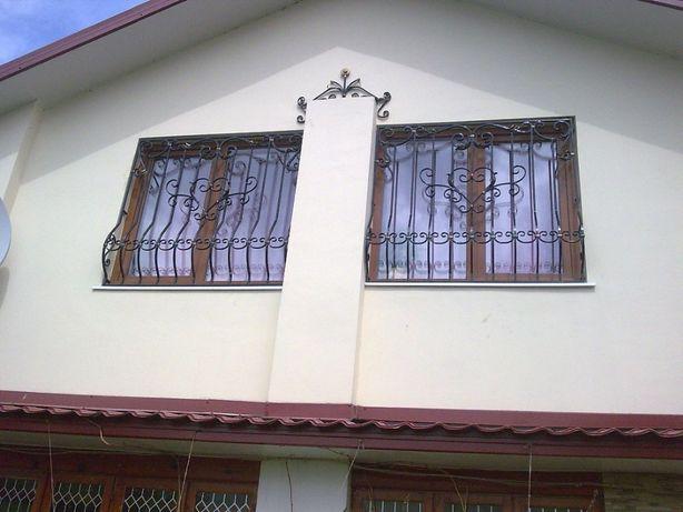 Решётки на окна Кременчуг металлические оконные решётки