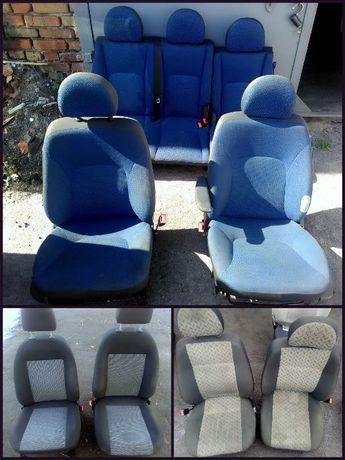 Сиденья сидения сидушка сидіння диван салон Fiat Doblo Добло 2000-2014