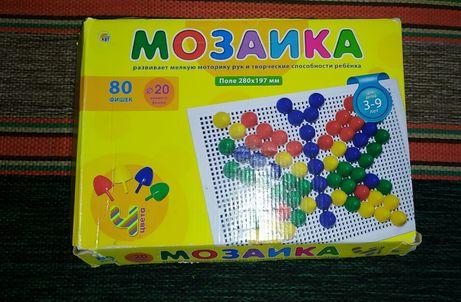 Мозаика 80 фишек