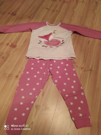Zestaw, komplet piżamki dziewczęce 98/104