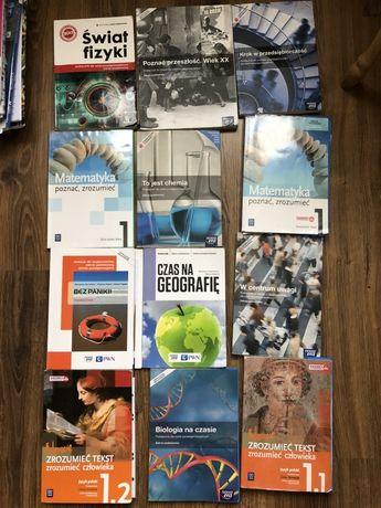 Podręczniki klasa 1 liceum