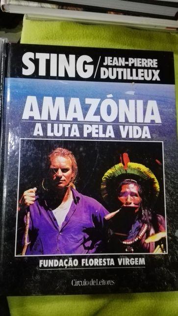 Livro Sting