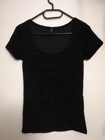Czarna bluzka Amisu
