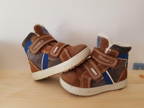 Buty dziecięce chłopięce zimowe ocieplane Primigi rozmiar 23