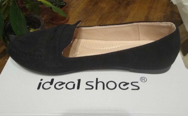 BalerinkiDamskieIdealShoes