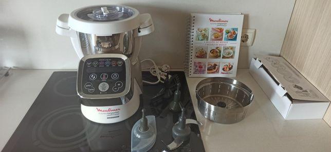 Robot de cozinha - Cuisine Companhia - Moulinex