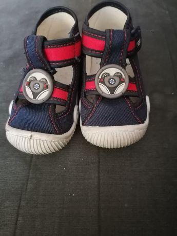 Oddam buciki dla chłopca