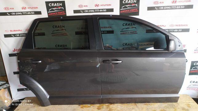 Двери дверь передня задняя правая Dodge Journey 2012-2019р (PAU)