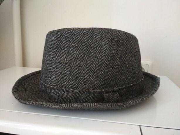 Шляпа шерстяная унисекс