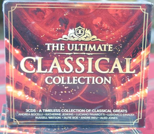 The Ultimate Cassical Collection /3CD Nowa