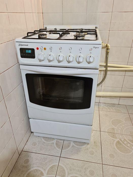 Sprzedam kuchenkę gazowo-elektryczną Mastercook Kołobrzeg - image 1