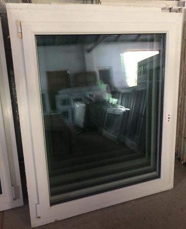 Okno 115 x 140 cm. Okna Używane, Nowe - Skład, Łódź / Tuszyn