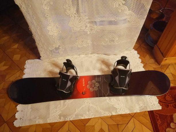 Deska Snowboardowa Flow