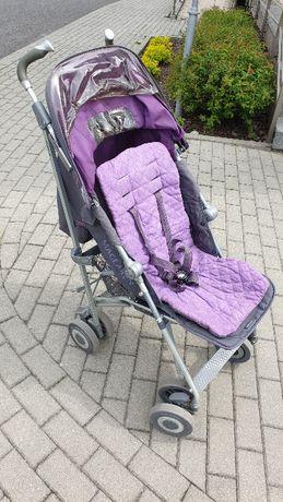 Wózek spacerówka parasolka Maclaren Techno XLR