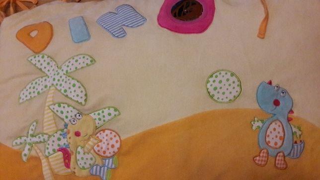 Защита, бортики на детскую кроватку.