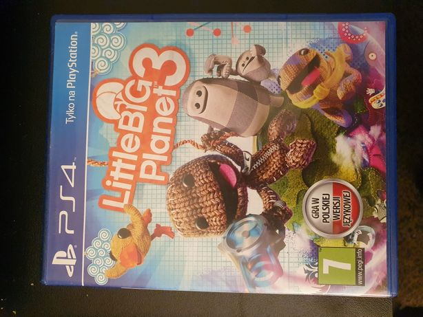 Little Big Planet 3 Ps4 Playstation4