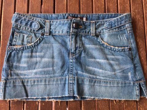 Nowa spódnica jeansowa mini roz. 38 Warszawa - image 1