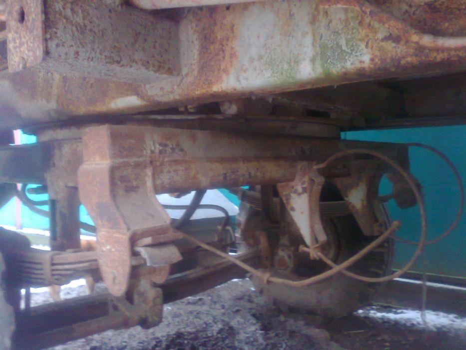 прицеп тракторний 2пс4 Пановцы - изображение 1