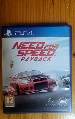 Need For Speed Payback PS4 PS5