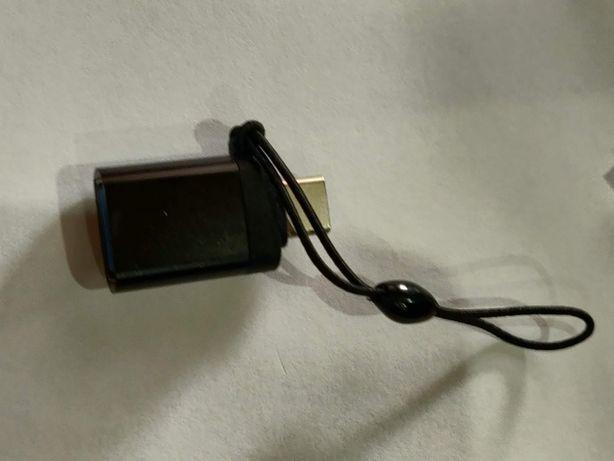 Adaptador OTG (on the Go) USB 3.0 - USB C