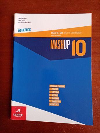 Caderno de atividades - Inglês - 10º Ano - Mash Up