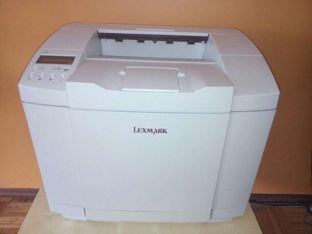 Impressora Lexmark C500 para peças