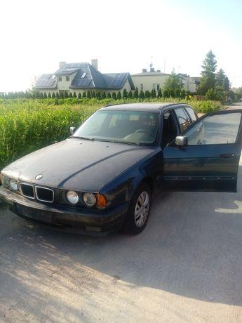 BMW e 34 2,5 tds na części