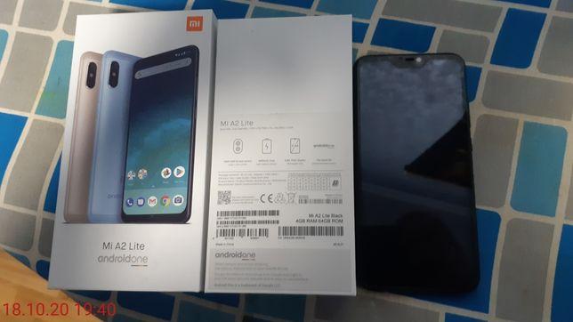 Смартфон, телефон Xiaomi Mi A2 Lite 4/64Gb black
