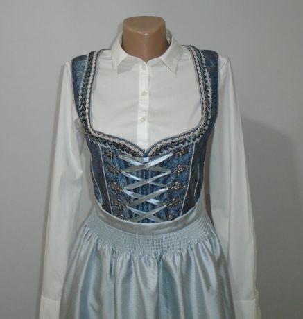 Баварський сарафан дирндль\вінтажна сукня\плаття\винтажное платье