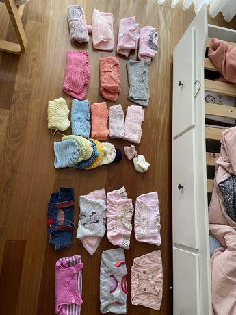Lote roupa bebé 0 a 6 meses