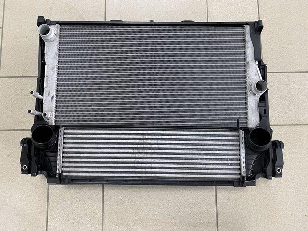 BMW 7 F01,F02 3.0dN57 касета радіаторів бмв 7 ф01 3.0д Н57 Розборка