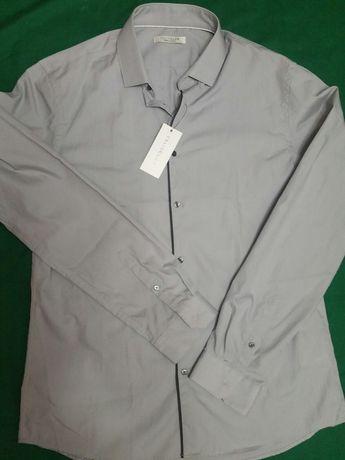 Рубашка мужская новая CELIOCLUB с длинным рукавом