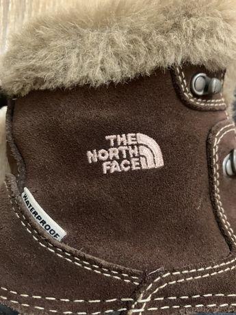 Buty zimowe NorthFace dla dziewczynki
