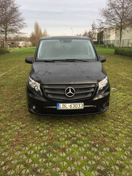 Mercedes vito W447