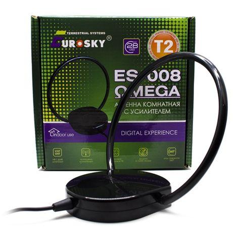 Акция! Антенна с усилителем для T2 Eurosky ES-008 Магазин ЛУЧШИЙ ВЫБОР
