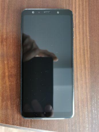 Samsung Galaxy Black A7 w idealnym stanie.