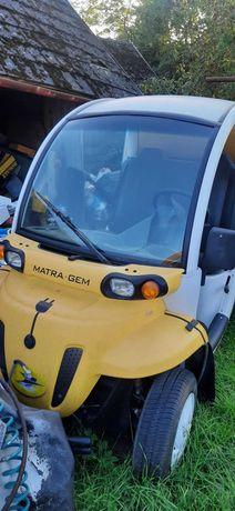 Samochód elektryczny Matra-Gem