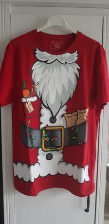 Koszulka świąteczna męska F&F - Rozmiar S