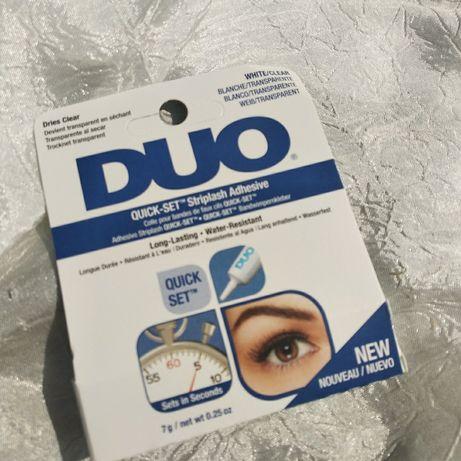 Клей для ресниц DUO прозрачный
