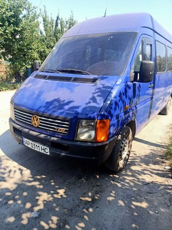 автобус пассажирский Volkswagen LT35