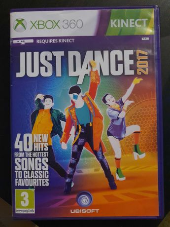 Just Dance 2017 na xbox 360 PL