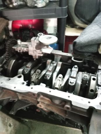 Motor Renault 1.9D