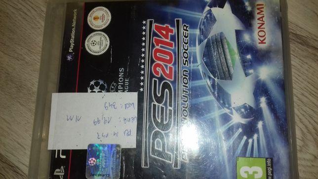 PES 14 PS3, pro evolution soccer 14 ps3, sklep