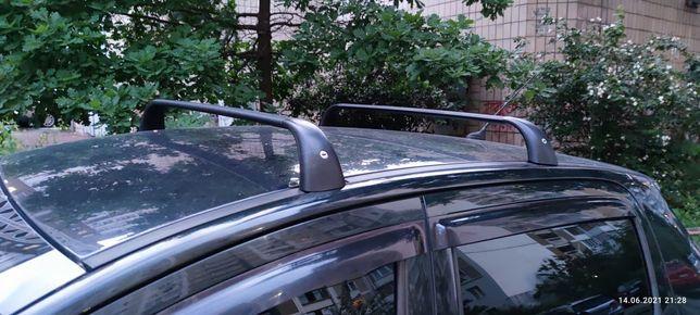 Поперечины для аэробокса, багажник, дуги на Peugeot 307, Пежо 307