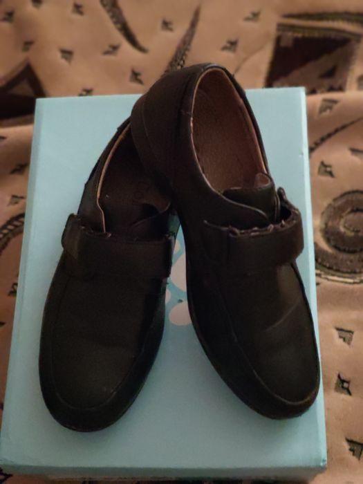 Туфли для мальчика натуральная кожа Херсон - зображення 1