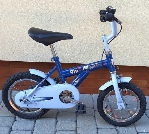 Rowerek dziecięcy GHT 120 Graphite