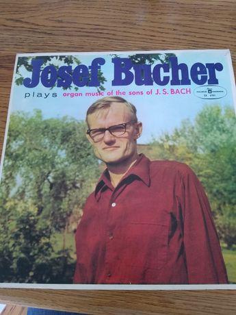 Josef buchner muzyka organowa synów Bacha winyl
